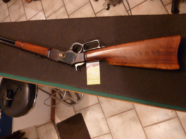 Winchester mod 1873 cal 357 mag