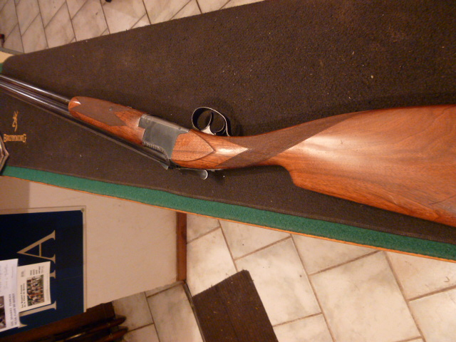 Browning B25 chasse cal 12