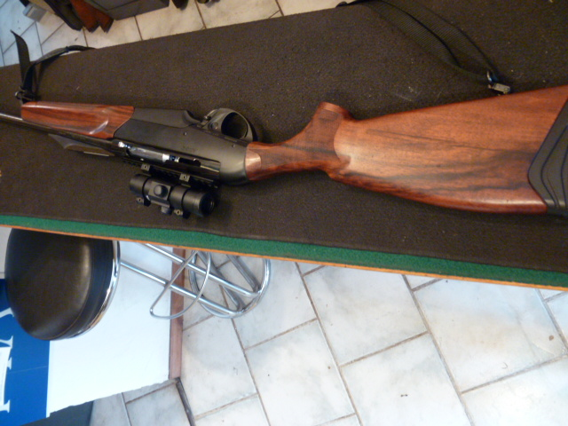 benelli ARGO cal 7x64 + point rouge