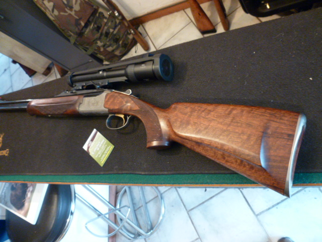 express BROWNING ccs525 cl 8x57 + lunette Z6