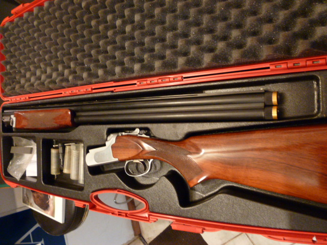 Winchester Select Sporting cal 12