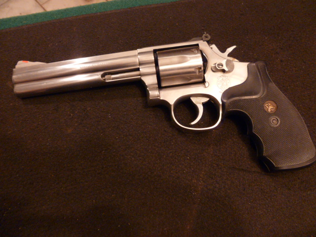 Smith Wesson 686 cal 357 mag