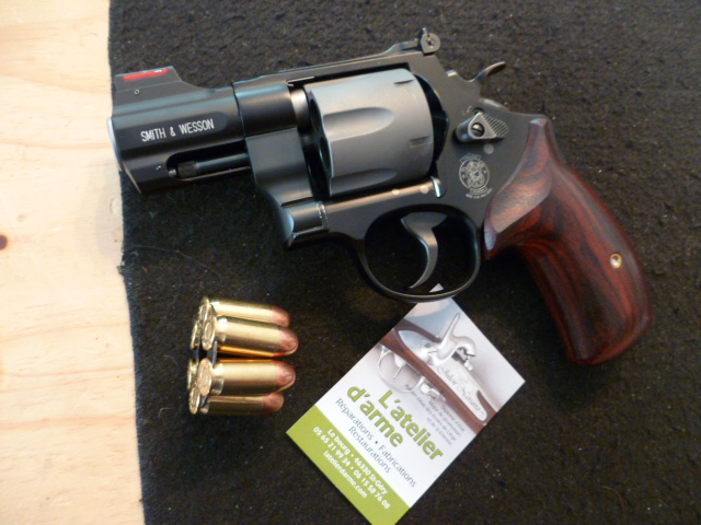 Smith Wesson air lite 45 ACP