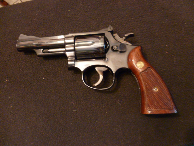 Smith Wesson mod 19-3 cal 357