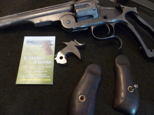 Smith et Wesson Russian 44